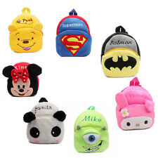 Toddler Kids Child Boy Girl Cartoon Backpack Schoolbag Shoulder Bag Rucksack