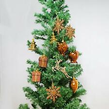 24pcs Luxury Christmas Party Ornaments Xmas Tree Hanging Decoration Mixed Styles