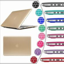 Rubberized Hard Shell Case Cover Keyboard Macbook Air 11/13 Pro 13  Retina 12""