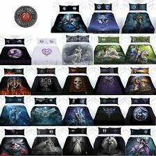 Anne Stokes Gothic Fantasy Quilt Doona Duvet Cover Set SINGLE DOUBLE QUEEN KING