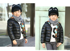 Big Eye Pointy Warm Hats Kids Children Knitted Winter Hats