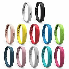 Classic Replacement Silicone Accessory Wristband Band Strap for Fitbit Flex 2
