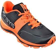 Grays G8000 Hockey Shoes Sports Astro Trainers Black/Orange