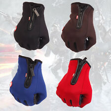 Top Quality Waterproof Unisex Winter Ski Warm Motorcycle Touch Driving Gloves