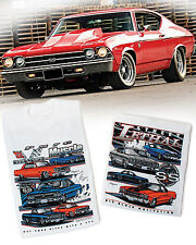 Chevelle Pure Muscle - Street Lethal T-Shirt -  SS 396 427 El Camino Super Sport
