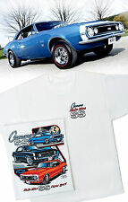 Chevrolet Camaro SS T-Shirt 1967 1968 1969 - Motion COPO RS SS 350 396 427