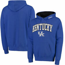 Kentucky Wildcats Stadium Athletic Arch & Logo Pullover Hoodie - Royal - NCAA