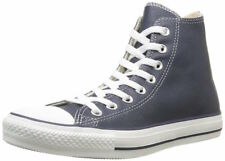 Converse Chuck Taylor All Star Unisex Athletic Navy Leather Hi 135252C
