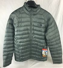 NEW THE NORTH FACE TREVAIL JACKET DOWN INSULATED FUSEBOX GREY S - XXL 700 FILL
