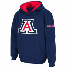 Arizona Wildcats Stadium Athletic Youth Biglogop/Ohood Sweatshirts