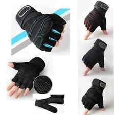 Weight lifting Gym Gloves Training Fitness Wrist Wrap outdoor Exercise Sports
