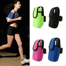 Outdoor Sports Running Wrist Pouch Mobile Cell Phone Arm Band Bag Wallet  to