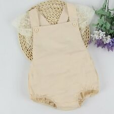 Newborn Baby Girl Bodysuit Lace Floral Romper Jumpsuit Outfits Summer Clothes