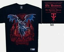WWE The Undertaker Apocalyptic Warrior Men's t-Shirt Size M L XL New Authentic