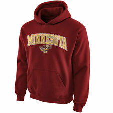 Minnesota Golden Gophers Youth Midsized Pullover Hoodie - Maroon