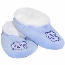North Carolina Tar Heels (UNC) Infant Bootie Slipper - Carolina Blue - NCAA