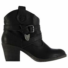Rocket Dog Womens Satire Heeled Ankle Boots Casual Stylish Fashion Shoes