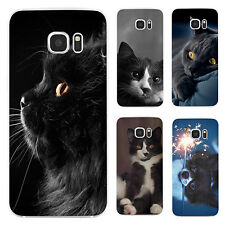 3D Animals Dog Cat Kawaii Case Cover for iPhone 6 7 Samsung Galaxy S6 S7 Novelty