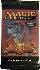 Magic the Gathering Scourge Azote Spanish Language Factory Sealed Booster Pack