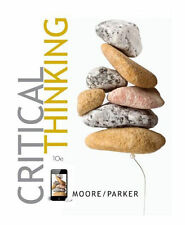 PREVIOUS EDITION, SAVE $$ Critical Thinking by Richard Parker and Brooke Moore