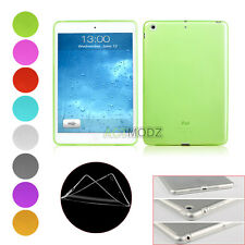 For Apple iPad Mini 1 2 3 Clear Case TPU Ultra Thin Shockproof Cover Skin Shell