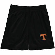 Tennessee Volunteers Youth Full Court Mesh Shorts - Black - NCAA