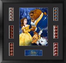 """Beauty and the Beast Memoribilia FilmCell Montage 20""""x19"""" FC5836"""