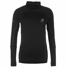 Karrimor Womens Xlite Top Stretch Running Sports Long Sleeve Turtle Neck Tee