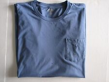 NWT POLO Ralph Lauren Slate Blue Pocket T Shirt Big Tall 4XB 5XB