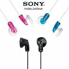 Sony MDR In-Ear Headphones/Earphones Enhanced Sound for MP3 and Smartphone