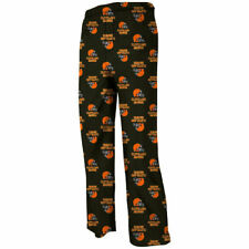Cleveland Browns Toddler Allover Print Pajama Pants - Brown - NFL