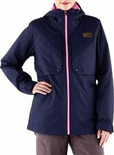 Women's North Face Montague Blue Shadow Triclimate Jacket New $299