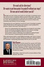 What Makes a Man Feel Loved by Bob Barnes