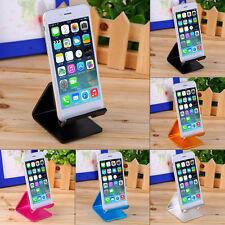 Universal Cell Phone Desk Aluminum Stand Holder For Mobile Phone Tablet PC hotHY