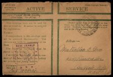 AMERICAN EXPEDITIONARY FORCE SEP 6 1918 WWI CENSORED COVER TO BUFFALO NY