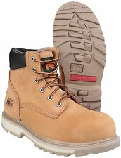 Timberland Pro Traditional Water Resistant Safety Mens Wheat Work Boots UK7-12