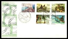 Papua New Guinea new Ireland golf district colorful first-day cover