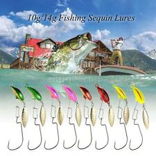 1pcs Kinds of Fishing Lures Crankbaits Hooks Minnow Baits Tackle B3S0