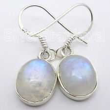 925 Sterling Silver MOONSTONE, AMETHYST, PEARL & Other Stone Variation Earrings