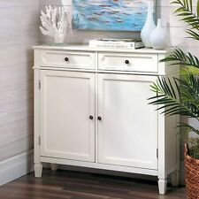 Traditional Style Narrow Console Table Sideboard Stair Entry Furniture 3 Colors