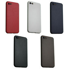 Ultra Slim Luxury Soft Back PU Leather Case Cover For Apple iPhone 7 7 Plus