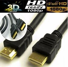 Gold Plated High Speed HDMI to HDMI Male Video Cable 1080p For LCD HDTV PS3 Xbox