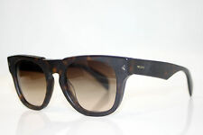 PRADA Boxed Womens Designer Brown Sunglasses SPR 05Q HAQ-6S1 10945