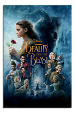 Beauty And The Beast Movie Poster New - Maxi Size 36 x 24 Inch