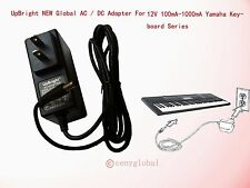 NEW Global AC Adapter For YAMAHA Keyboard pa-130 PA-3d pa-3 Charger Power Supply