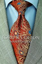 Lord R Colton Masterworks Tie - Venice Pattern Luxury Woven Necktie - New