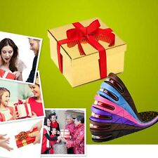Unisex Increase Insole 2 to 5 Layers Height Heel PVC Shoe Air Cushion Pad Taller