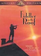 Fiddler on the Roof (DVD, 2001, Special Edition) Winner of 3 Oscars  Excellent