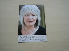Alison Steadman (Gavin and Stacey) hand signed RARE *FREE POST*