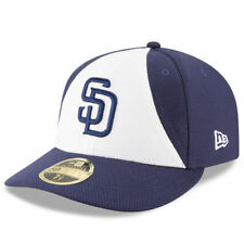 San Diego Padres New Era Diamond Era 59FIFTY Low Profile Fitted Hat - MLB